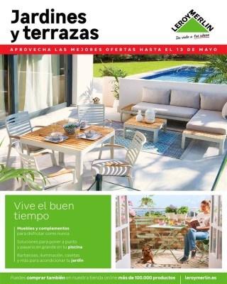 Catalogo Leroy Merlin jardines y terrazas