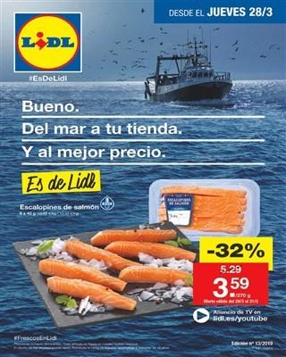 Catalogo Lidl del mar a tu tienda y al mejor precio