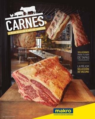 Catalogo Makro carnes