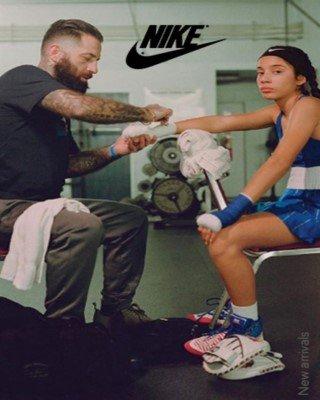 Catalogo Nike los recien llegados y listo