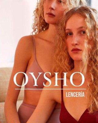 Catalogo Oysho lenceria