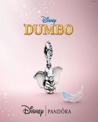 Catalogo Pandora nuevo disney dumbo