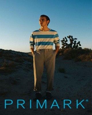 Catalogo Primark para hombre