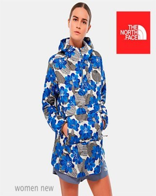 Catalogo The North Face nuevo para mujeres