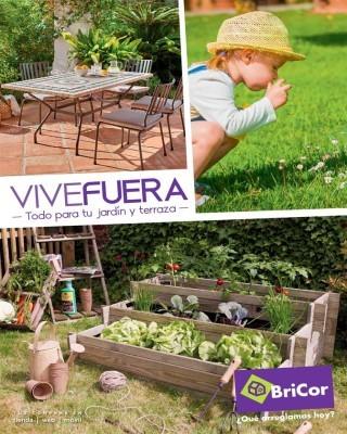 Catalogo Bricor todo para tu jardin y terraza