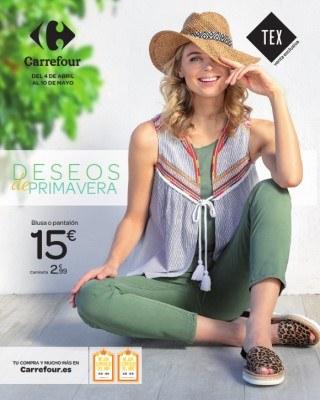 Catalogo Carrefour deseos de primavera