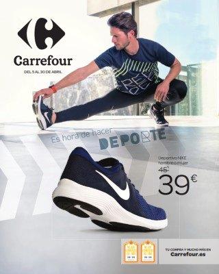 Catalogo Carrefour es hora de hacer deporte