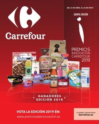 Catalogo Carrefour premios innovacion 2019