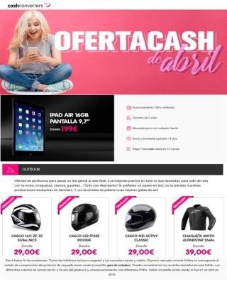 Catalogo Cash Converters ofertas