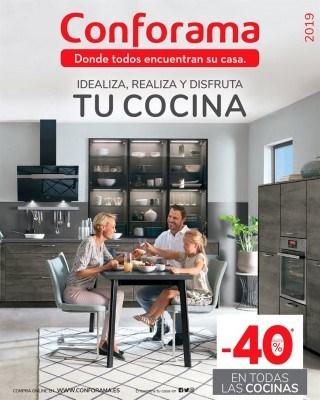 Catalogo Conforama guia de cocinas muebles y electrodomesticos
