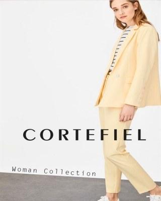 Catalogo Cortefiel colecciones de mujer