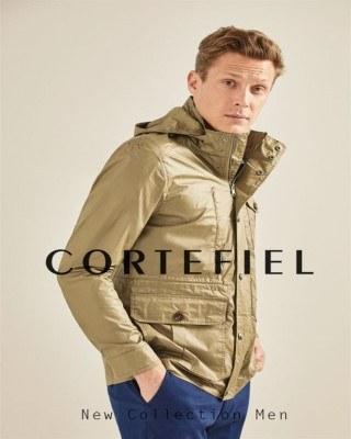 Catalogo Cortefiel recien llegados para hombres