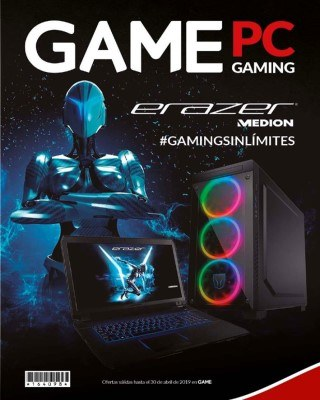 Catalogo Game pc gaming erazer