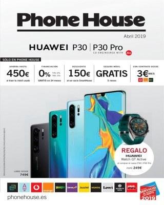 Catalogo Phone House revista de abril