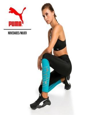 Catalogo Puma las novedades para mujer