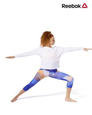 Catalogo Reebok coleccion de yoga