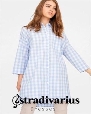 Catalogo Stradivarius vestidos nuevos