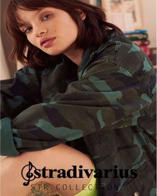 Catalogo coleccion de Stradivarius