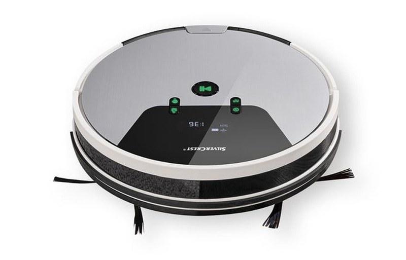 robot aspirador lidl silvercrest - Robot aspirador Lidl