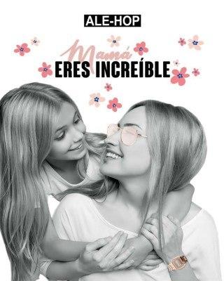Catalogo Ale Hop mama eres increible