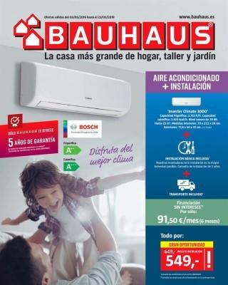Catalogo Bauhaus disfruta del mejor clima