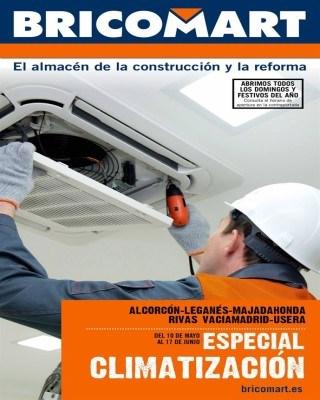 Catalogo Bricomart especial en climatizacion