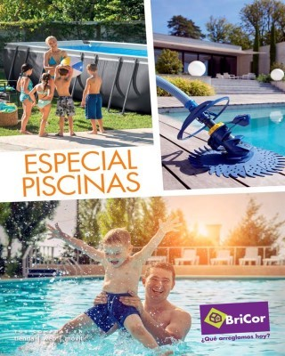 Catalogo Bricor especial de piscinas
