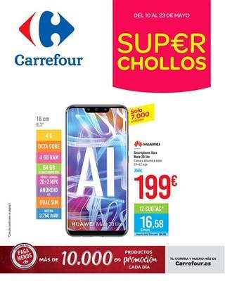 Catalogo Carrefour mas de 1000 productos en promoción
