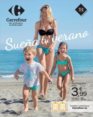 Catalogo Carrefour suena tu verano