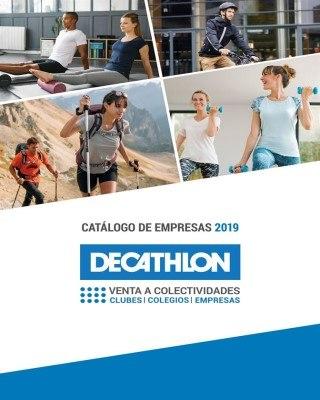 Catalogo Decanthlon de empresas 2019