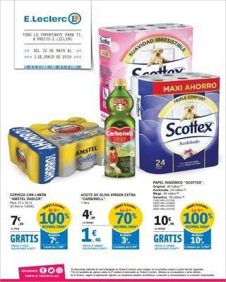 Catalogo E Leclerc hiper ofertas