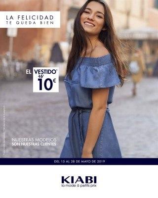 Catalogo Kiabi vestidos