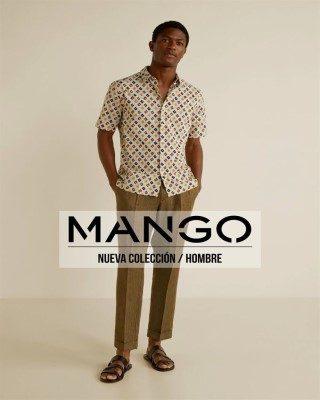 Catalogo Mango la nueva coleccion de hombres
