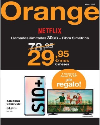 Catalogo Orange revista de mayo
