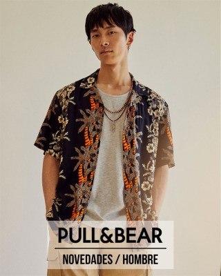 Catalogo Pull & Bear novedades para hombres