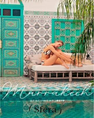 Catalogo Sfera marrakech ropa de playa