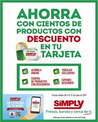 Catalogo Simply descuentos de productos