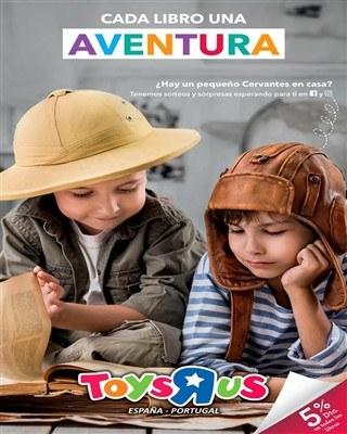 ToysRus feria del libros 2019