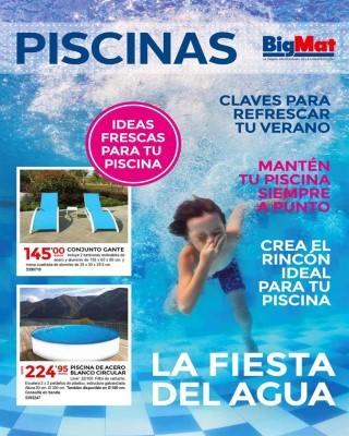 Catalogo Bigmat especial piscinas