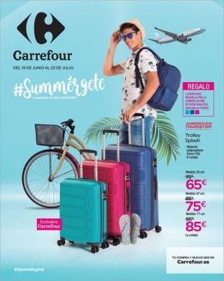 Catalogo Carrefour disfruta de tus vacaciones