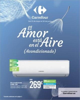 Catalogo Carrefour el amor esta en el aire
