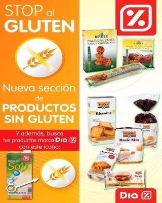 Catalogo Dia detener el gluten
