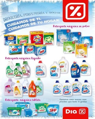 Catalogo Dia drogueria perfumeria y hogar
