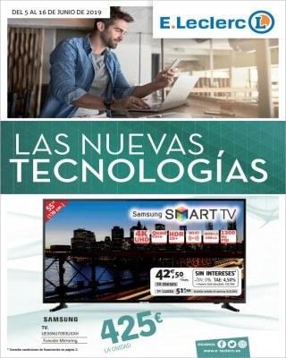 Catalogo E Leclerc las nuevas tecnologia