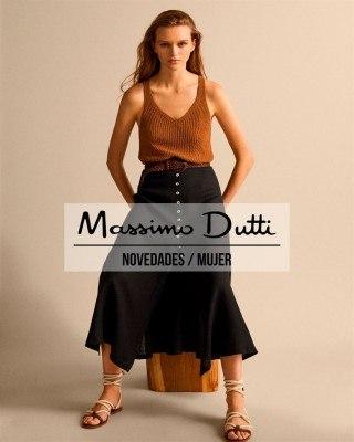 Catalogo Massimo Dutti nuevas novedades de mujer