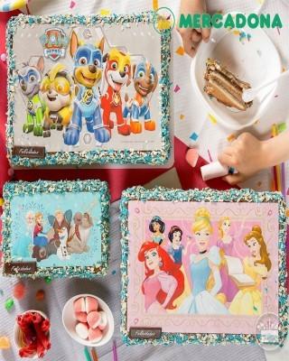 Catalogo Mercadona muestrario de tartas