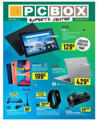Catalogo Pcbox ofertas