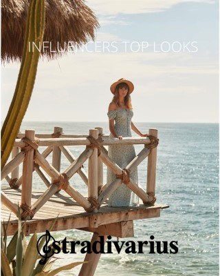 Catalogo Stradivarius top de influencers