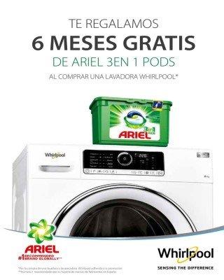 Catalogo Tien 21 promocion ariel