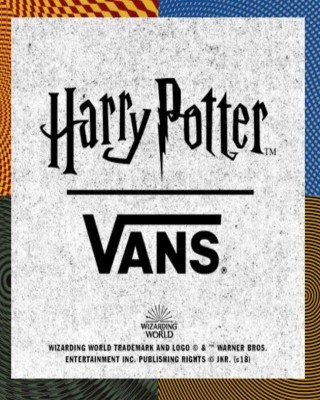 Catalogo Vans harry potter
